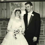Fifty One Years - Congratulations, Ron and Carol Paul!