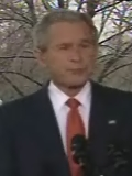 George Bush Making Excuses for the Economy